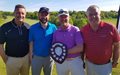 Charity Golf Day raises over £3600!