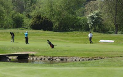 Charity Golf Day on Target to Raise Thousands for Local Good Cause