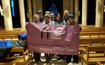 In From the Cold – Charity Sleepout Update